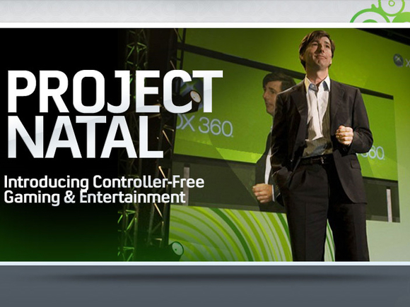 Microsoft project natal