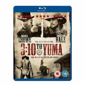 Blu-ray: 3:10 to Yuma