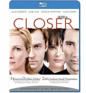 Blu-ray: Closer