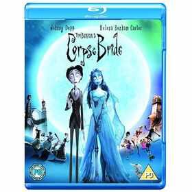 Blu-ray: Corpse Bride