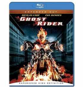 Blu-ray: Ghost Rider