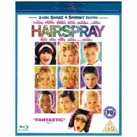 Blu-ray: Hairspray