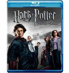 Blu-ray: Harry Potter