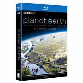 Blu-ray: Planet Earth