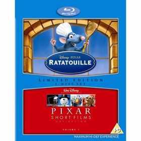 Blu-ray: Ratatouille